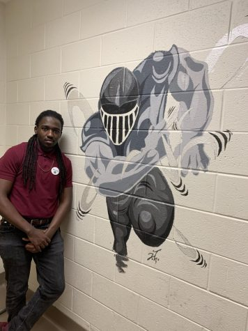 Solomon Thorpe Makes His Mark on NAHS