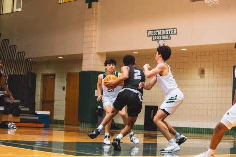 Church League Basketball Popular Among Warriors