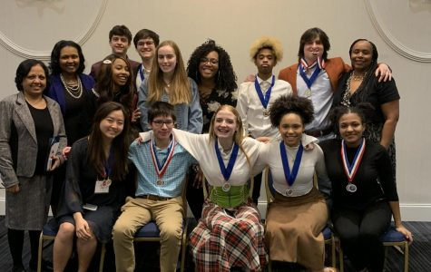 Brainiac Bunch: These academic champions won district and took on state with flying colors.