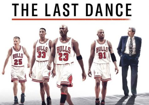"""Hoop Dreams: ESPN's """"The Last Dance"""" is giving home-bound sports fans a chance to re-live Michael Jordan's 90s-era glory days with the Chicago Bulls."""