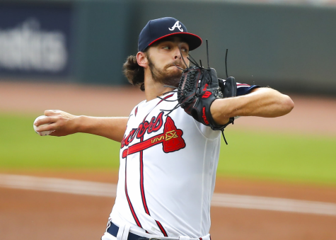 Rookie Run's: Pitcher Ian Anderson is new to the division-leading Braves and he's been making big contributions as the first-place team makes a run for the playoffs.