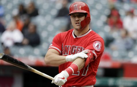 Mike Trout, a center fielder for the Los Angeles Angels, is a well-known face to true fans of the sport