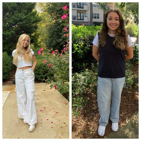 Passion for Fashion: Sophomore Hannah O