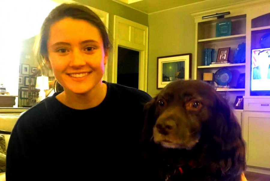 Virtual School Perks: Some students are content with the way online learning is going. While it's not perfect, some Dubs enjoy their extra free time, better lunches, and getting to spend more time with their furry friends.