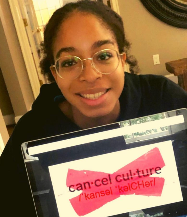 Media Madness: Sophomore Lyric Hoover condemns cancel culture as ineffective and harmful.