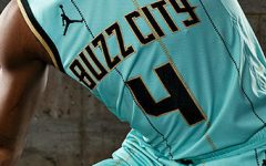 """City"" Pretty Cool: The NBA's new season features plenty of exciting play -- and also the league's sick new ""City"" Jerseys. Wire sportswriter Jack Moriarty cites the best and the worst of these exciting new threads. The Charlotte Hornets city jersey was a particular favorite of the intrepid sportswriter."