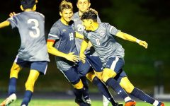 Golden Goal: Dubs striker Jordan Chavez scored the winning goal in overtime on May 5 against Allatoona, a magical moment that secured North Atlanta's arrival in the state playoff Final Four.