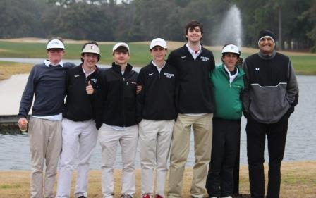 Warriors Men's Golf Season Ends Strong in State Tourney