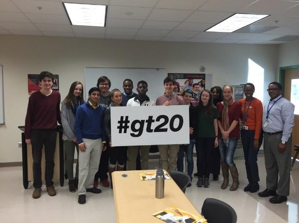 North+Atlanta%27s+Georgia+Tech+admits+celebrate+their+large+accomplishment+of+getting+into+an+extremely+rigorous+university.+