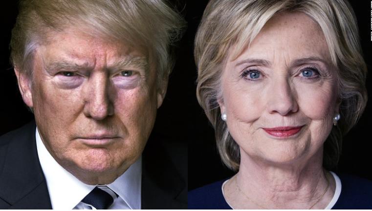 Clinton or Trump?