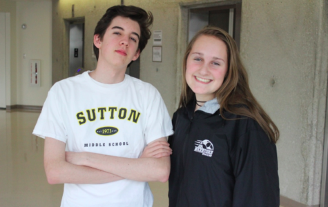 Sutton Students Make Adjustments to High School Life