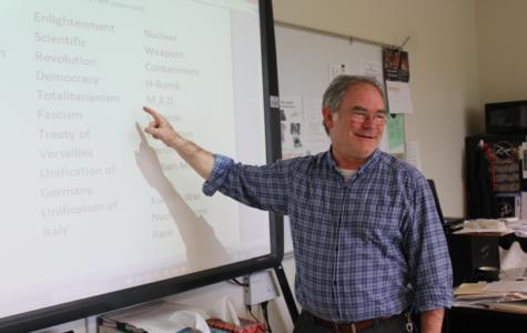 Long-Term Educator Harris Announces his Retirement