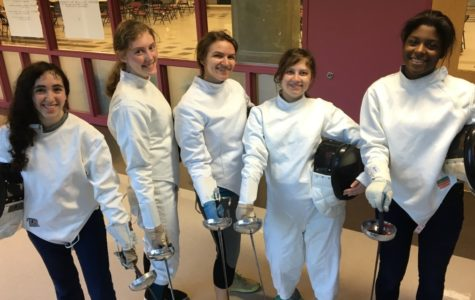 North Atlanta Fencing Club Continues Its Strong Advance