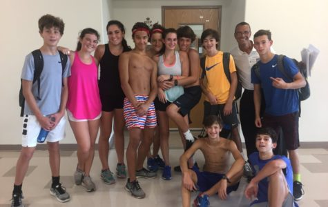 Cross Country Team Begins Season with New Coach Patrick Stafford