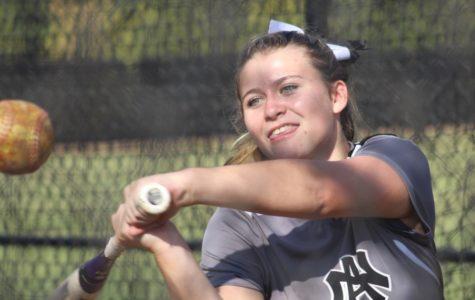 Warrior Softball Keeps Fighting, Swinging During Lean 2017 Season