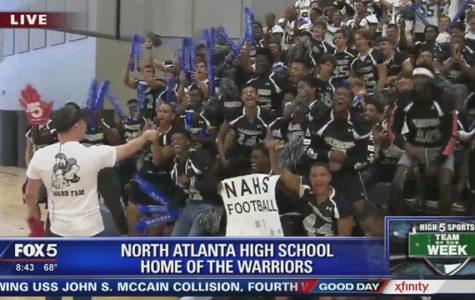 North Atlanta Named Fox 5 Team of the Week