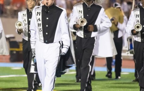 Marching Warriors Continue March Toward Success