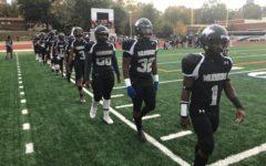 Warrior Early Season Win Streak Stiff Armed By Tough Regional Play