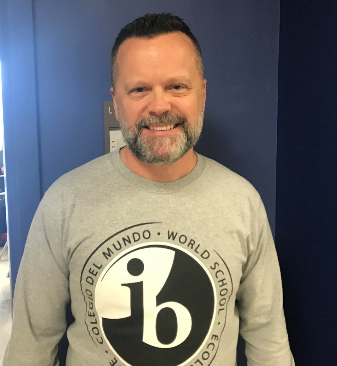 IB Believer: Veteran social studies teacher Bill Donovan is in his first year at North Atlanta in the school's IB DP program.