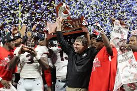 Dawg Heaven: Georgia won the SEC Championship and now will vie for a national championship in the College Football Playoffs.
