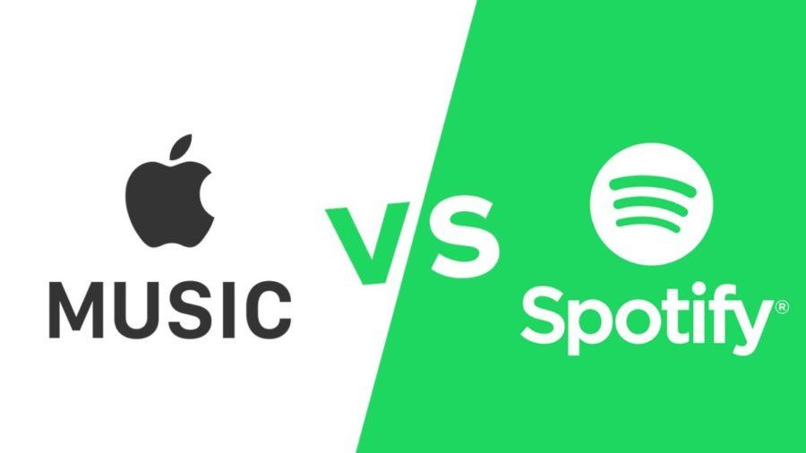 Steaming+Choice%3A+Music+fans+endlessly+debate+the+merits+of+either+Apple+Music+or+its+competitor+Spotify+%0A