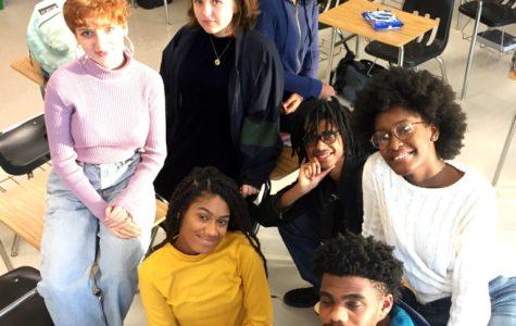 Waxing Poetic: A new North Atlanta Slam Poetry Club brings spoken word expression to the school's 11 stories. Members meet Mondays after school in Room 5115.