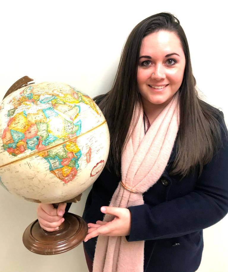Veteran Globetrotter: AP world history teacher Caitlin Tripp offers some helpful, time-tested traveling tips.