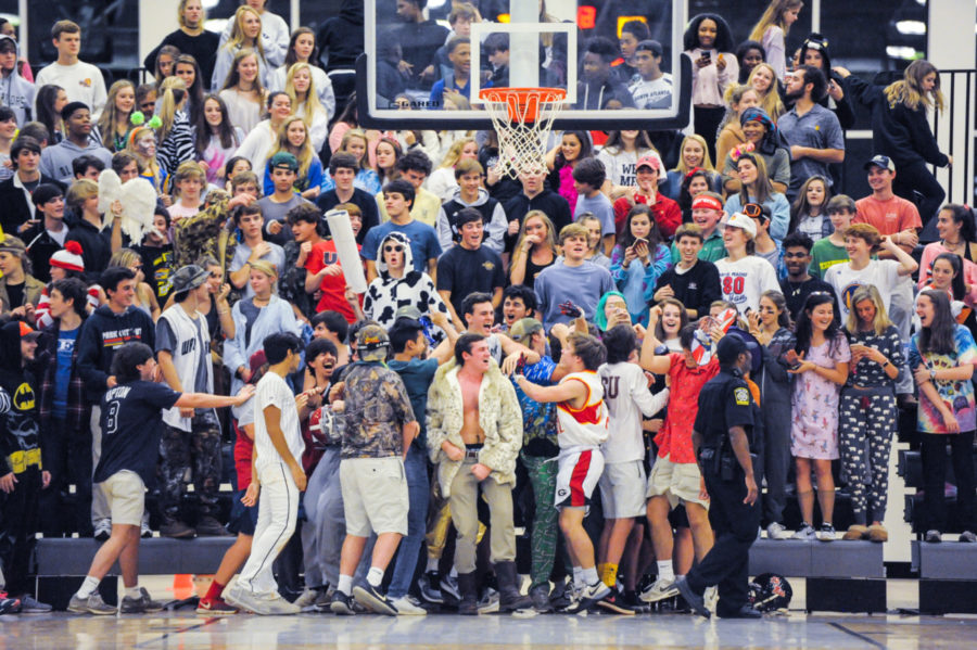 Northside Noisies Bring the Noise at Home Games