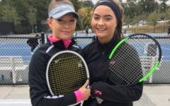 Game, Set, Match for Warrior Tennis Team