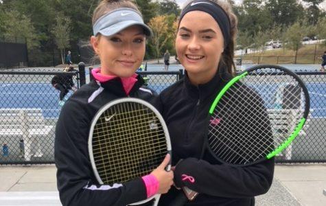 Game, Set, Match for Warrior Tennis Team