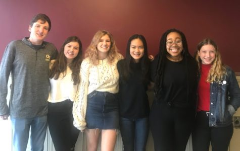 Mock Trial Team Makes a Strong Statement at Recent District Competition