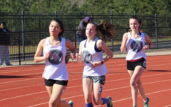 North Atlanta Track and Field Sprinting Ahead of Competition