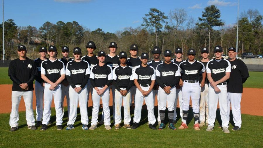 Diamond Days: The scrappy 2018 varsity Warrior baseball team fought hard all season long and managed to come up with five region wins in one of the state's strongest regions.