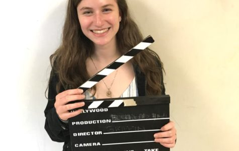 "It's All ""Action"" on Zoe Glickman's Burgeoning Film Career"