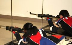 Rifle Team Aims Accurate and High To Cruise to Undefeated Season