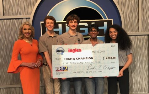 "North Atlanta ""High Q"" Team Takes Top Prize"