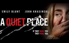 "Without Much Noise, Suspenseful ""Quiet Place"" Takes In Big Audiences"
