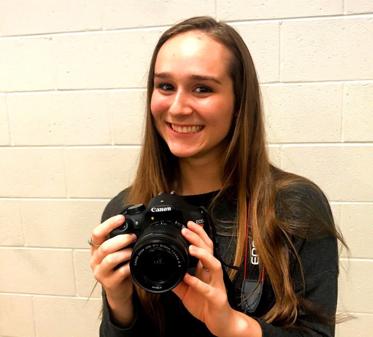 Shutter Skill: Sophomore Gillian Schuh was recently named as a first-place winner in the 27th Annual Georgia Photography Awards and Exhibition held at Pace Academy.