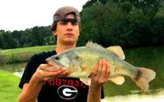 Junior Jack Kiefer Takes Control of Fishing Game at NAHS