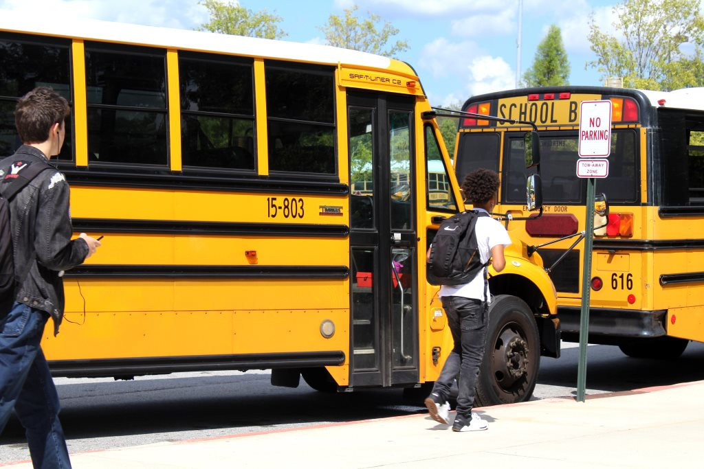 Smoother Ride: A change in APS bus policy for the new school year means fewer stops -- and no more guests on busses.