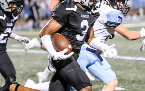 Warriors Beat Cambridge, Notch First Homecoming Win in 10 Years