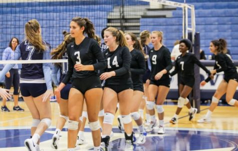 Warrior Volleyball Serving Up 2018 Season