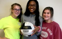 Volleyball Captains Reflect on Volleyball Careers