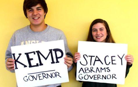 Georgia Governor's Race Promising Unprecedented Results