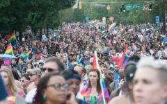 Atlanta's LGBTQ Community Show Its True Colors At The Annual Pride Festival