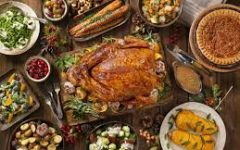 Holiday Rush Means Maybe We've Forgotten Thanksgiving