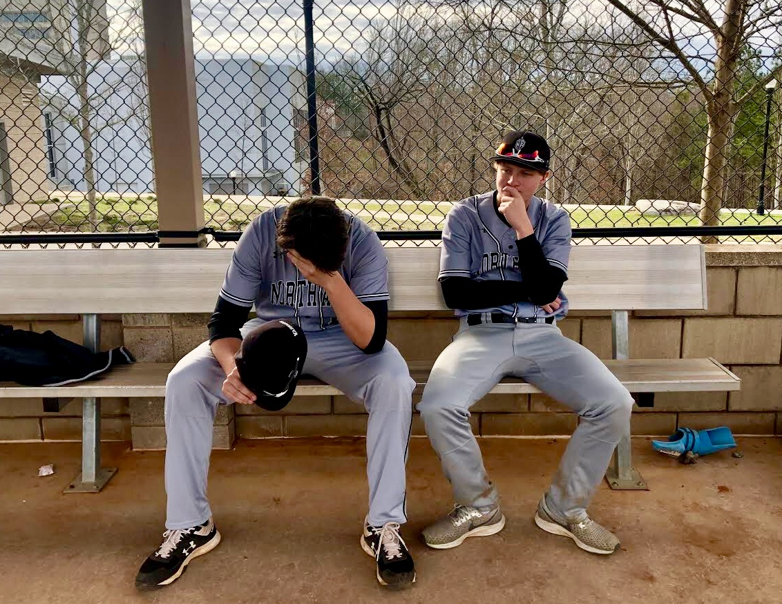 Lost in the Dust: Juniors Brendan Parks and Miller Levitt deal with the loss of talented athletes from North Atlanta and hope for a better potential future season.
