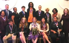 North Atlanta Academic Decathlon Team Advances to State Competition