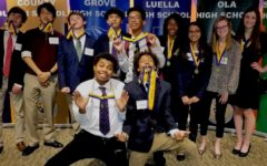 FBLA Members Place High at Regional Leadership Conference