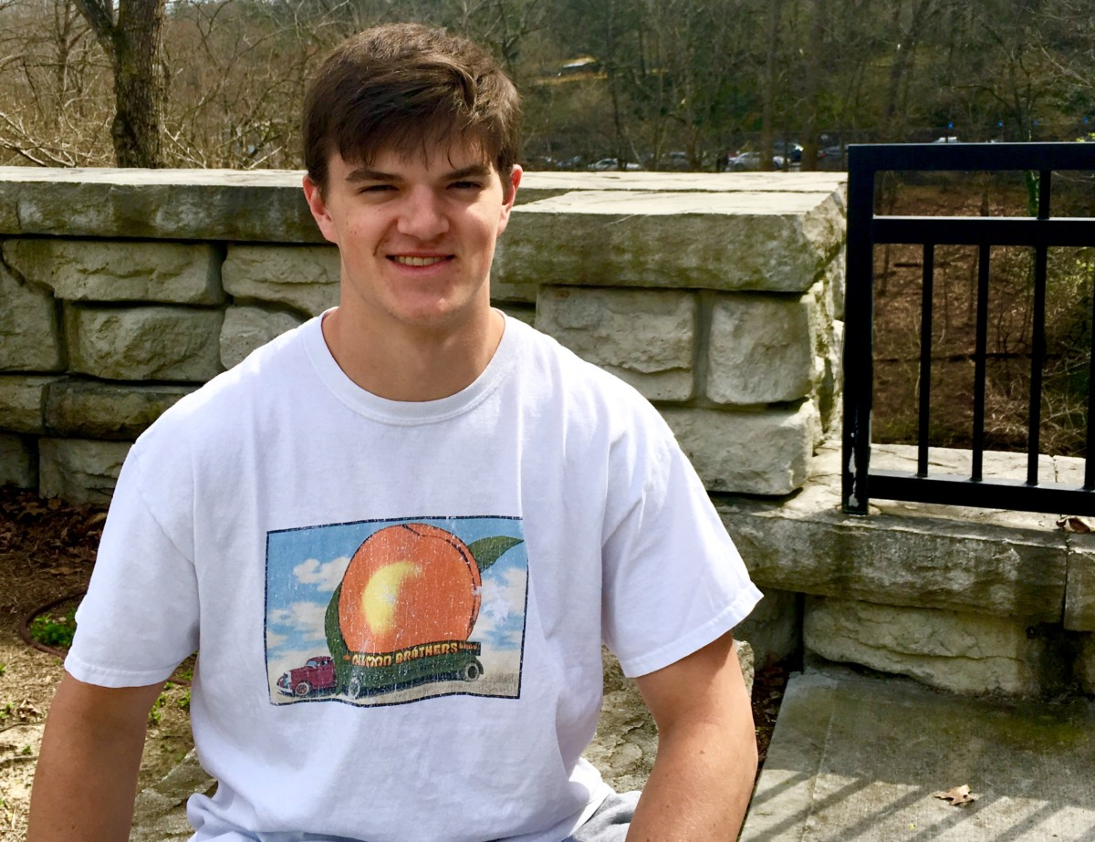 Double the Power: Junior Wiley Hartley plays both football and baseball and has to learn to train both mind and body.